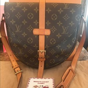 🦄🦄Chantilly Gm crossbody Authentic vintage🦄🦄